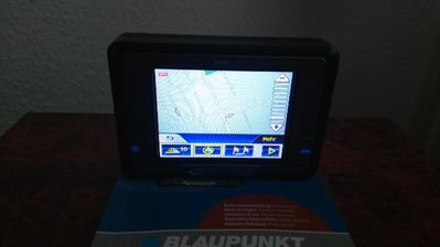 Navi-Blaupunkt-Lucca 3.4 ! - Sandersdorf