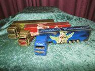 3 XXL Trucks / Tucher Truck 1:50 / Weihnachtstrucks Nr. 1, 3, 4 / Sammler - Zeuthen