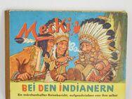 Mecki bei den Indianern 1. Auflage 1956 Band 5 Hammerich & Lesser Verlag Rarität - Großhansdorf