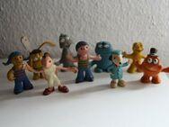 Figuren ~ 70er ~ Klawitterbus ~ Original ~ Knetmännchen ~ etc. - Sankt Augustin