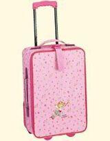 Prinzessin Lillifee Koffer mit Applikation