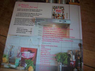 Frauen Kochbuch - Erwitte