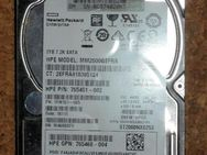 HP MM2000GEFRA Enterprise HDD (SATA, 2 TB, 2,5 Zoll, 7200 UpM) * TOP * - Gelsenkirchen