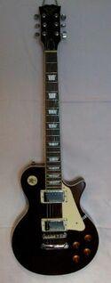 Verkaufe wegen Doppelkaufs einen Gibson- Les Paul- Nachbau