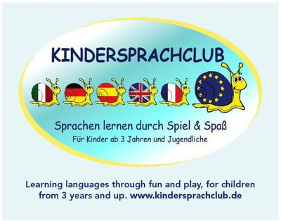 Englisch Kurse für Kinder & Schüler mit english-native-speakers im Kindersprachclub - Berlin Charlottenburg-Wilmersdorf
