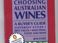 Choosing Australian Wines (Pocket Series Australian) 1992 - Nürnberg