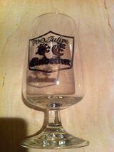 Bierglas 0,2 ltr, Einbecker 700 Jahre