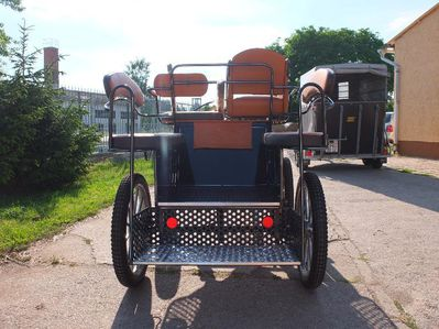 Neuer Trainigswagen! - Buttstädt