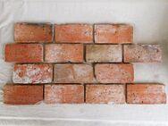 Boden Platten Ziegel Fliese Backstein alte Mauersteine Antikziegel natürlich rustikal Landhaus - Halle (Saale)