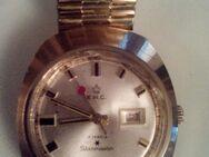 Seltene Armbanduhr E.R.C. Starmaster - Nürnberg