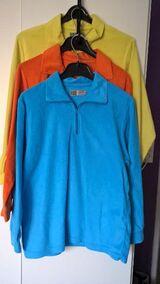 Langarm-Shirts in Fleece Qualität