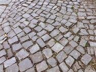 historische Pflastersteine Grauwacke Mosaikpflaster Terrasse Garten Natursteine Hofpflaster Alstadtpflaster - Halle (Saale)