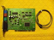 PC-SOUND PCI Karte CREATIVE LABS Model: CT4810 - Aachen