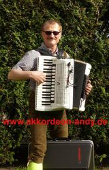 Akkordeonspieler in Ahlen, Ahaus, Arnsberg, NRW