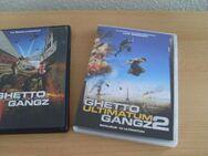 Ghetto Gangz 1+ 2 DVD Full UNCUT Einzeln ohne FSK Flaschten auf der Vorderseite - Kassel Unterneustadt