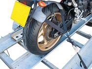 Motorrad Spanngurt Tyre-fix-System Zurrgurte support-strap - Eschershausen