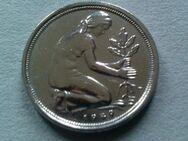 50 Pfennig 1949 J - Hagen (Stadt der FernUniversität) Dahl