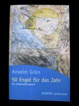 Anselm Grün - 50 Engel für das Jahr / Esoterik