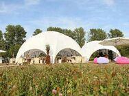 Zelt rund Fenster Partyzelt Eventzelt Festzelt Pavillion ab 9500€ - Mainz