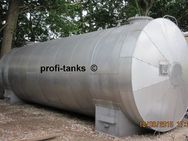 40.000 L Palmoeltank Stahltank isoliert doppelwandig Heizspirale