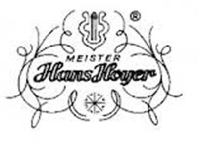 Hans Hoyer Bb Waldhorn, Goldmessing, Mod. 702 G-L, Neuware inkl. Rucksack - Leichtkoffer - Hagenburg