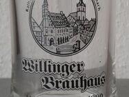 Bierkrug, Bierglas. Sammlerkrug - Kassel Brasselsberg