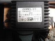 005 Ext. Netzteil PRI 230V / SEC 12V Adapter COMEL IT - Lüdenscheid