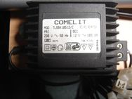 005 Ext. Netzteil PRI 230V / SEC 12V Adapter COMEL IT - Dortmund