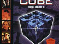 Sci-Fi Thriller Cube (Kanada, 1997), DVD, Original englische Import-Version, RC2, Amaray Case - Mannheim