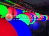 Vermietung, Verleih EUROLITE LED Ball 50 Outdoor Lichteffekt Mieten Wismar, Verleih Veranstaltungstechnik - Wismar