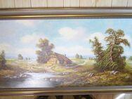 Landschaftsbild von A.Franke - Krefeld