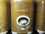 Polyestertank 2.500 L GFK-Tank Transporttank Wassertank Futtermitteltank - Nordhorn