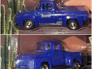 Ford Pickup mitHängerzug Modell H0 1:87 Braugold Erfurt - Nürnberg