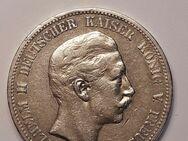 5 Mark Kaiserreich Preussen,Wilhelm II. 1898-A,Lot 882 - Reinheim
