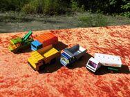 5 tlg. MATCHBOX Lesney England / 5 Stück Autos Konvolut / Spielzeug Sammler - Zeuthen