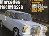 Motor Klassik Heft 4/2001 Mercedes Heckflosse 20 Seiten für Einsteiger - Spraitbach