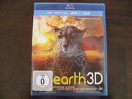 """Earth"" Blu-ray 3 D+ 2 D- DVD"