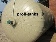 V²A Edelstahltank 12.000 L isoliert Futtermitteltank Chemietank - Nordhorn
