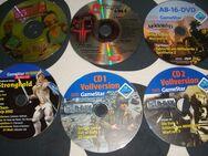 300 CD Videospiele für Stück 0,10EUR gut erhalten wenig gebr. - Bad Oeynhausen