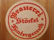 Brauerei Stöckel - HintergereuthBierdeckel BD Franken - Nürnberg