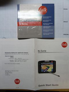 Falk N-Serie Navigations-Software Navigator 4 + City-Guide - Gelsenkirchen