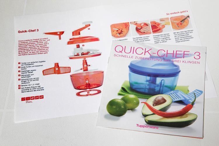 Tupperware Quick Chef 3 - Kassel