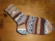 Handgestrickte Socken Gr. 24/25 - Merkelbach