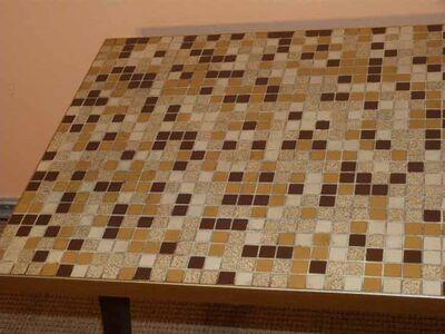 Tisch Mit Mosaikfliesen.Couchtisch Mit Mosaikfliesen Tisch Aus Den 70 Markt