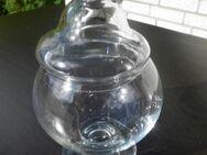 Glas Dose Candydose Bonbonglas Bonbonniere Deckelglas 3,- - Flensburg
