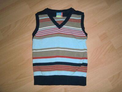 neuwertiger Pullunder für kleine Jungs zu verkaufen *Größe 116* - Walsrode