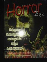 DVD Horror-Box 5 Filme