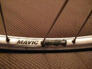 """Top Oldschool Retro Fahrrad MTB Laufrad Alufelge Mavic 26"""""""