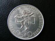 Olympiade Mexico 1968 Silber - Hamburg Wandsbek