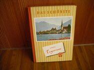 Das Schönste vom Tegernsee Gebundene Ausgabe – 1954 von Josef Julius Schätz (Herausgeber) - Rosenheim